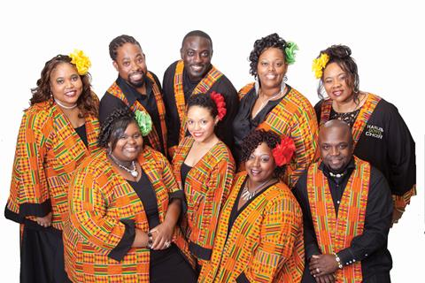 The Harlem Gospel Choir Presents The MLK Gospel Show in NYC