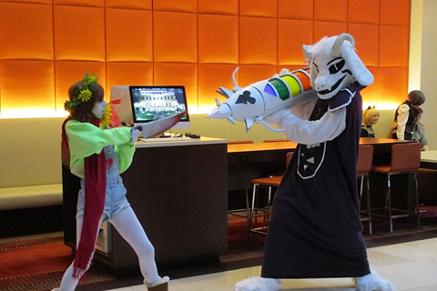 Chicago's Con Alt Delete Anime Convention Arrives At The Hyatt Regency O'Hare