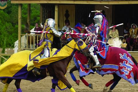Get Festive At The 2017 Texas Renaissance Festival