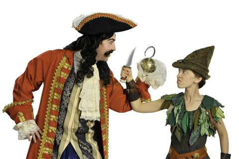 Get Magical With Peter Pan At Musical Theatre Works