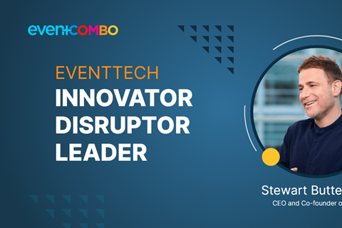 EventTech Innovator, Disruptor, and Leader: Stewart Butterfield