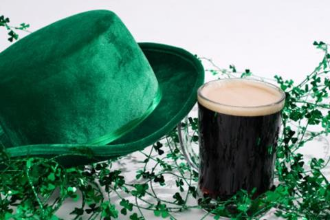Get Ready To Go Green On Saint Patrick's Day
