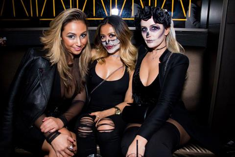 Get Haunted At Socialight Entertainment's Halloween Monster's Ball