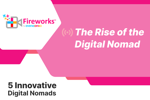 The Rise of the Digital Nomad: Being productive remotely is now recognized and we've identified 5 innovative folks who are doing it just right.
