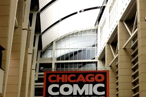 Chicago's Comic & Entertainment Expo Offers Plenty of Entertainment
