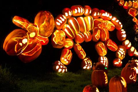 NY's Rise of the Jack O'Lanterns Will Light Up Your Night