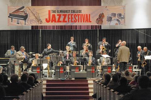 Get Jazzed Up At Chicago's Elmhurst College Jazz Festival