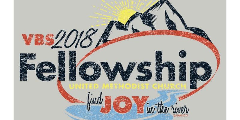 Rolling River Rampage Vacation Bible School, VBS 2018