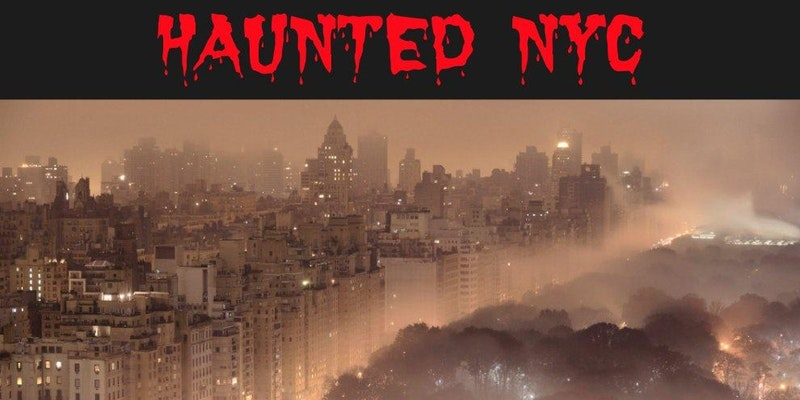 "NYC Ghost Tour, ""Ghosts of Greenwich Village"""