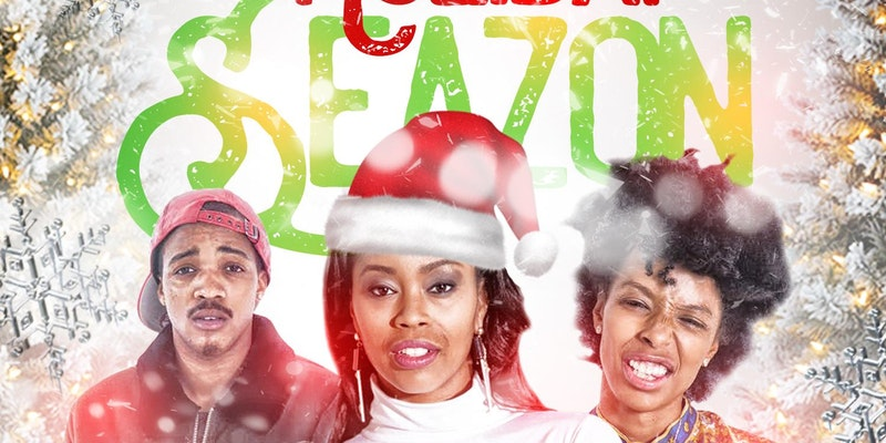 "HIP HOP SEAZON 32 ""HOLIDAY SEAZON"" SHOWCASE!!"