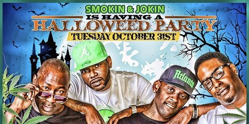 Smokin & Jokin Halloween Party