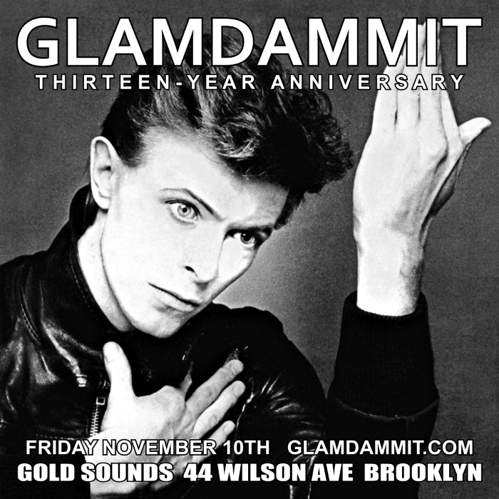 Glamdammit : Thirteen-Year Anniversary