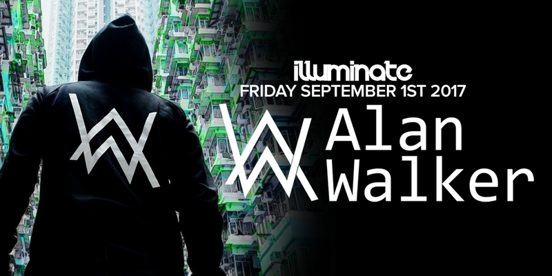 ALAN WALKER | Illuminate | 09.01.17