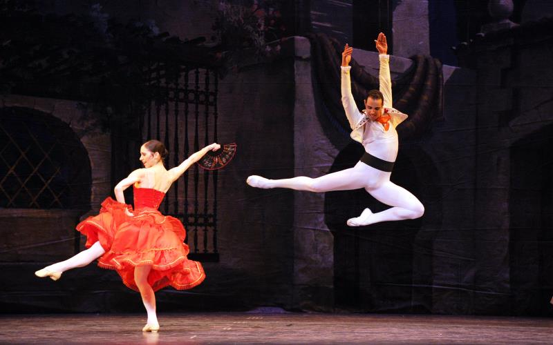 New Jersey Ballet: Don Quixote