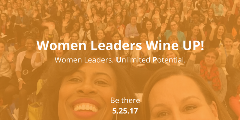 Women Leaders Wine UP!
