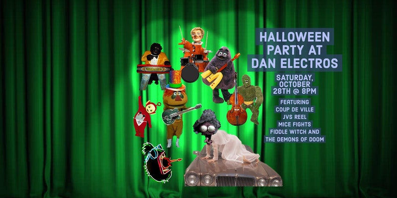 Halloween Concert and Costume Contest!