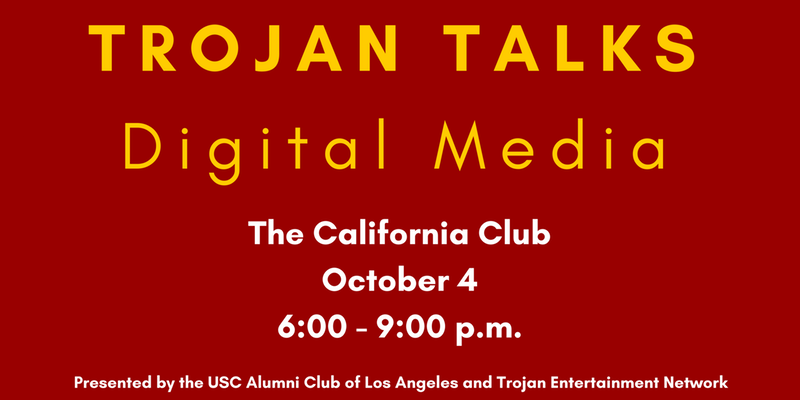 Trojan Talks: Digital Media