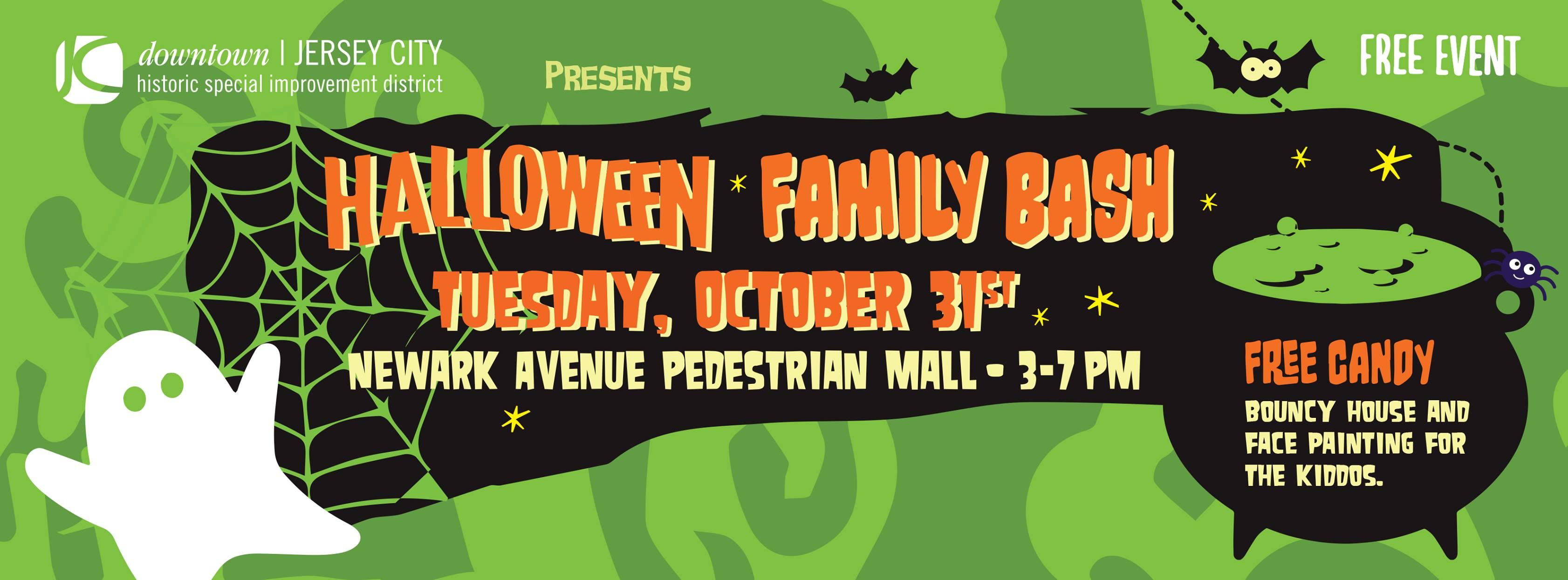 Halloween Family Bash