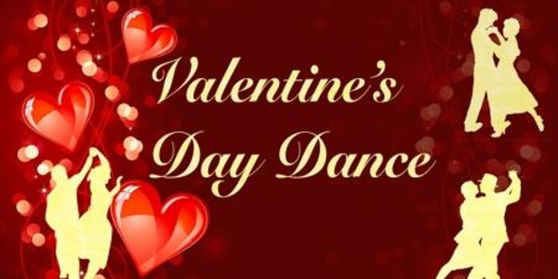 Valentine's Day Dancing-No Partner needed
