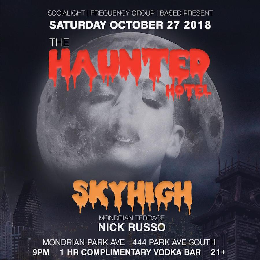 Skyhigh Haunted Hotel