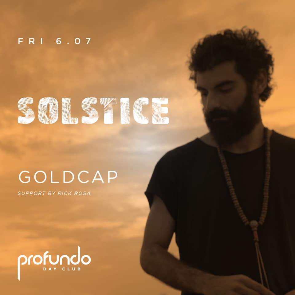 Sunset Series: Goldcap