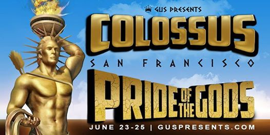 COLOSSUS | SF PRIDE of the GODS