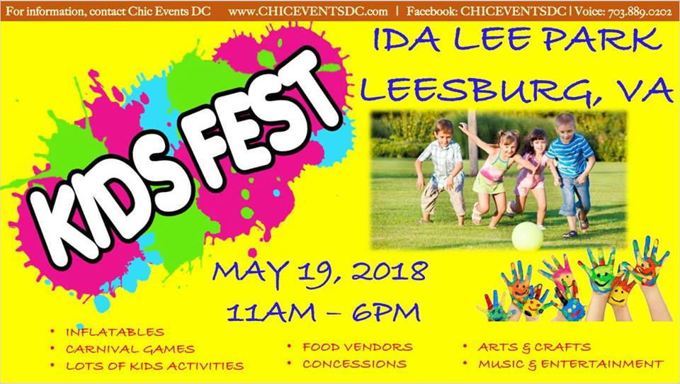 KidsFest in Virginia