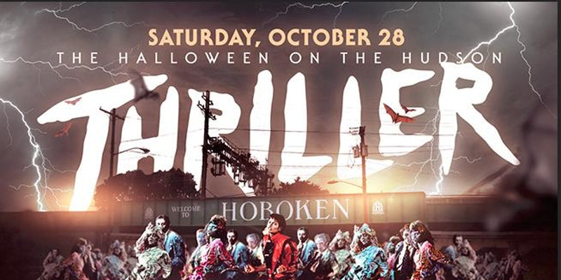 The Halloween on the Hudson THRILLER!