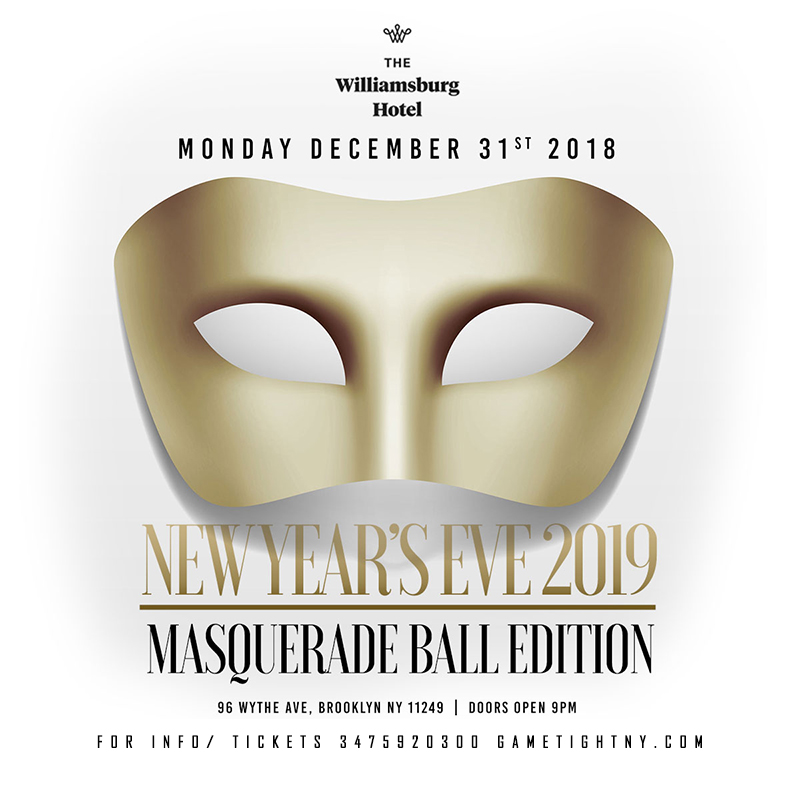 Dj Camilo Pre New Years Eve NYE 2019 party at Club Amadeus