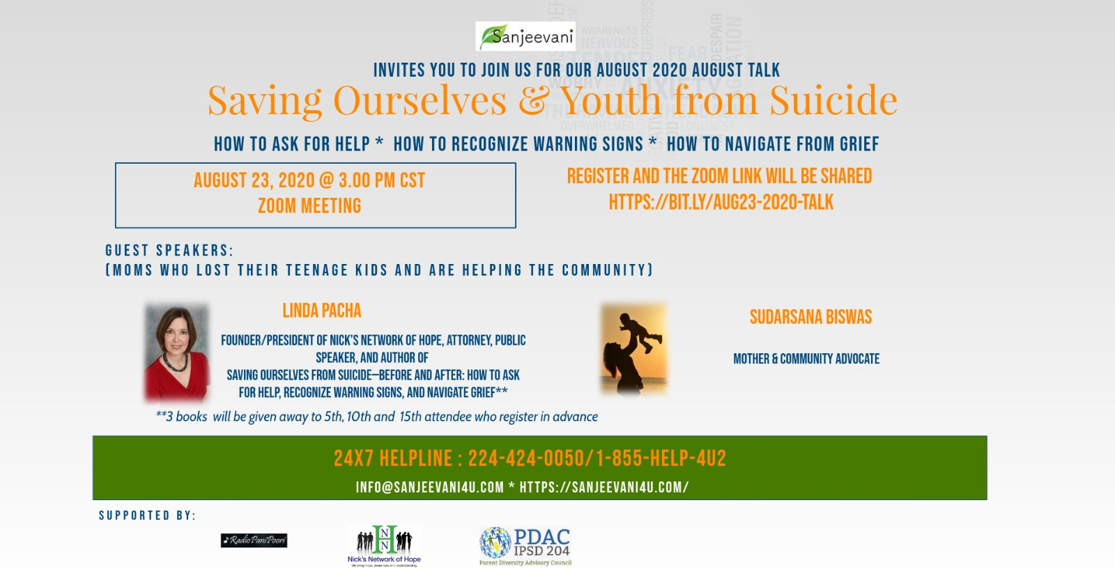 Saving Ourselves & Our Youth from Suicide