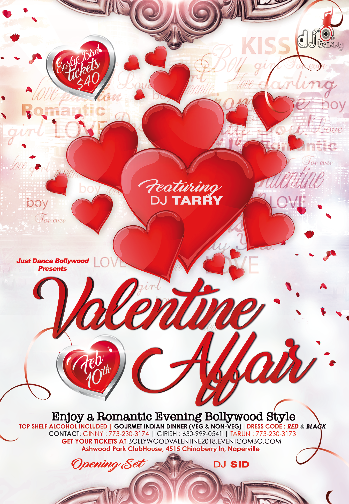 Bollywood Valentine Affair