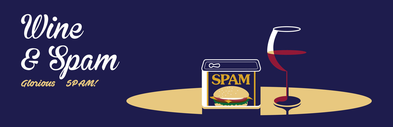 Wine and Spam