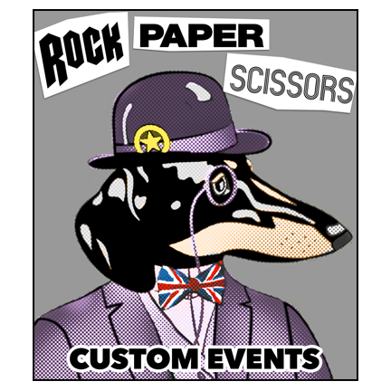 Rock Paper Scissors Custom Events