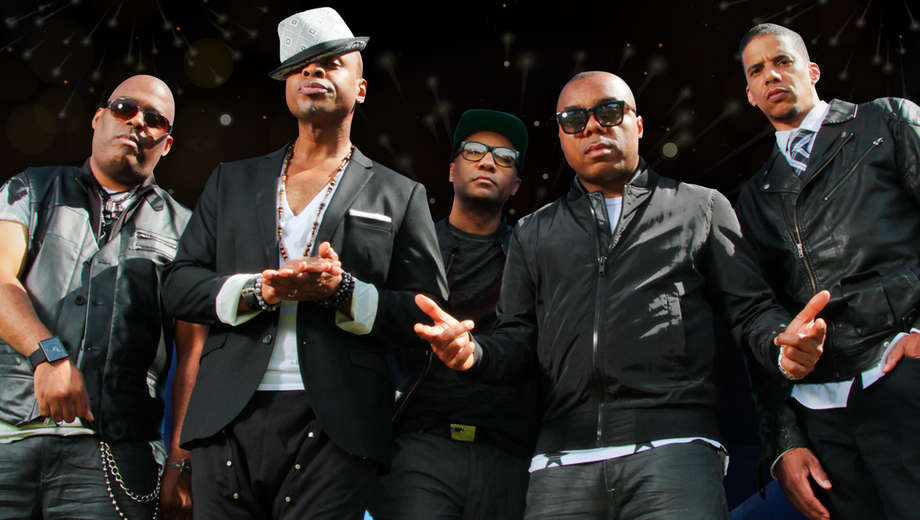 Mint Condition & Kelly Price in Concert at Arena Theatre