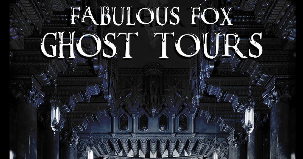 Fox Theatre Ghost Tours