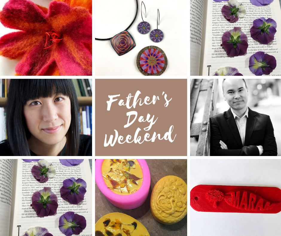 Father's Day Weekend Workshops