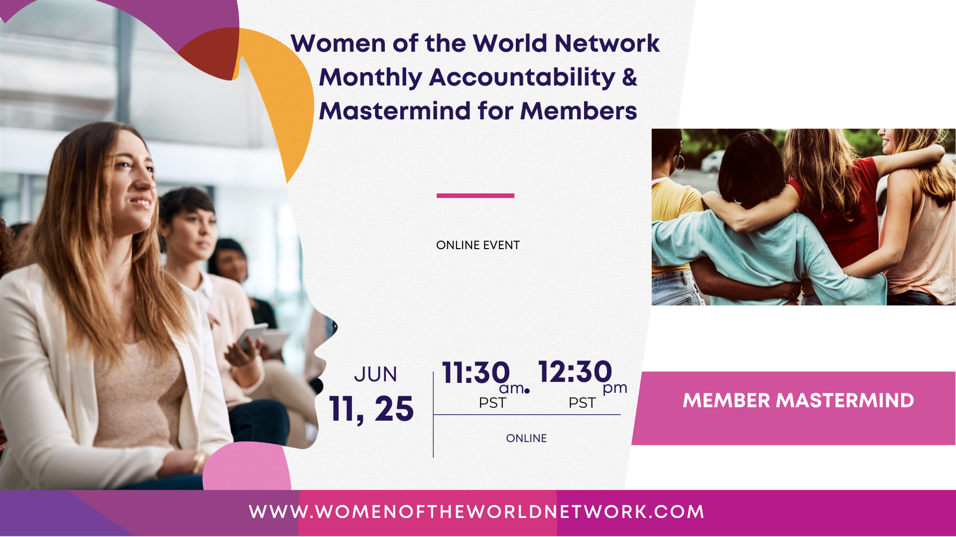Women of the World Network: Member Mastermind