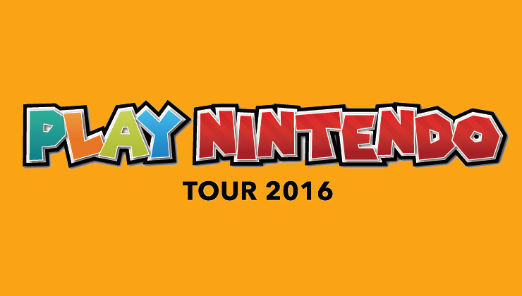 Nintendo Play Tour