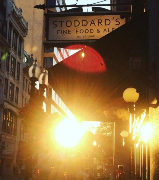 Stoddard's Pub Boston 2018 NYE Celebration
