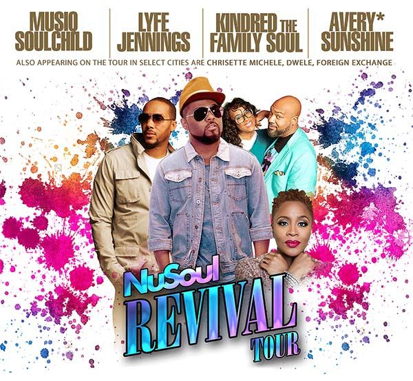Nu Soul Revival Tour