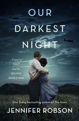 Virtual event with Jennifer Robson/Our Darkest Night