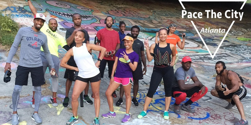 Pace The City | Run Crew