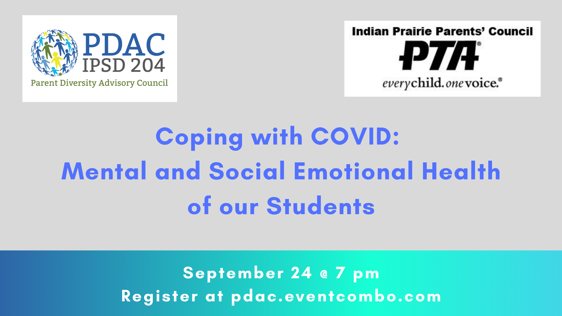Coping with COVID: Mental and Social Emotional Health of our Students