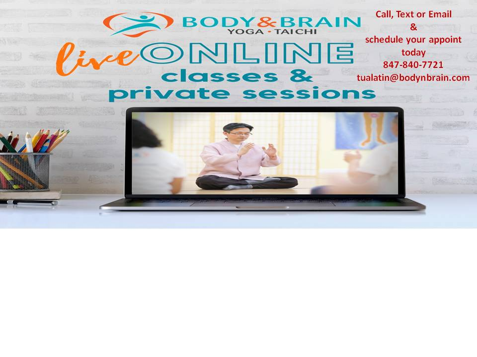 Body & Brain Tualatin Online Classes & Private Introductory Session