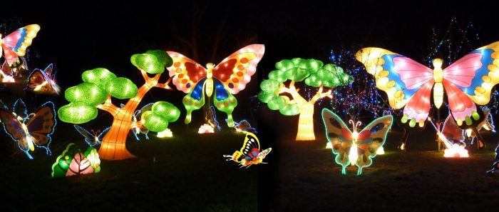 Chinese Lantern Festival at Centennial Olympic Park