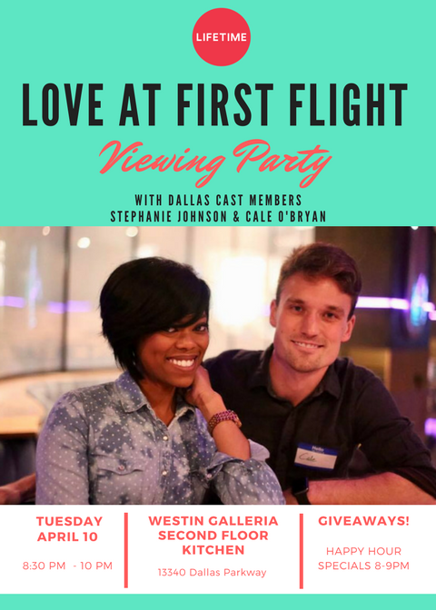 Love at First Flight Viewing Party