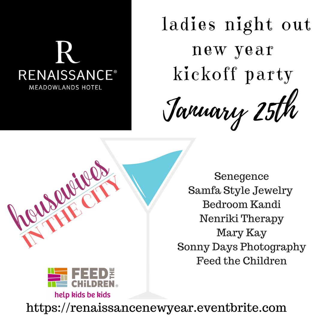 Renaissance New Year Kick-off Ladies Night Out