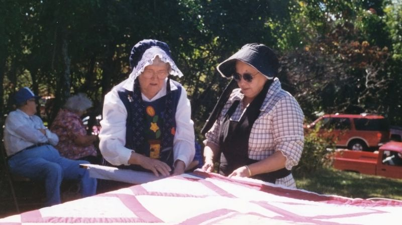 Old Fashion Day at Stone Mountain State Park
