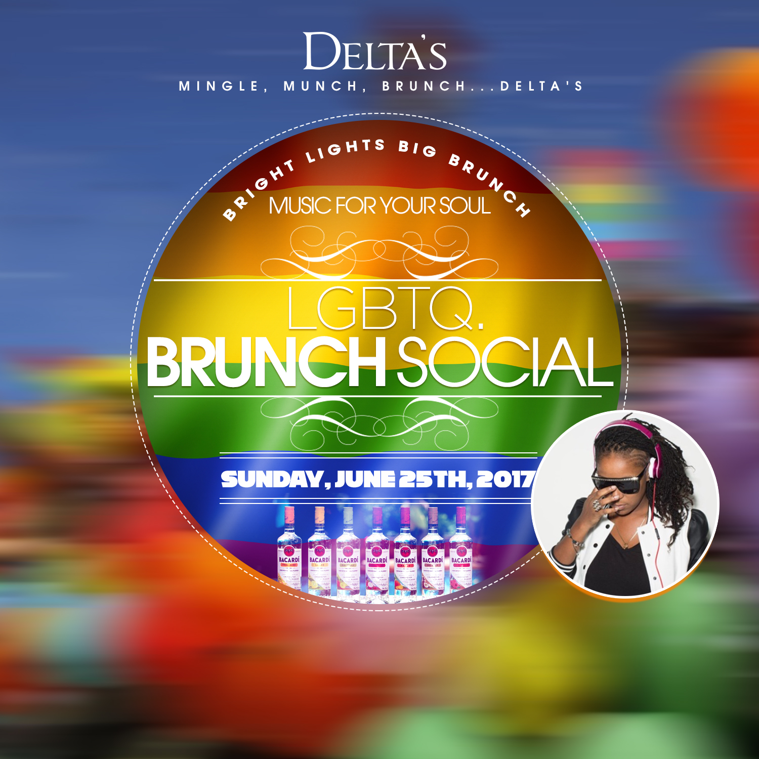 LGBTQ Brunch Social