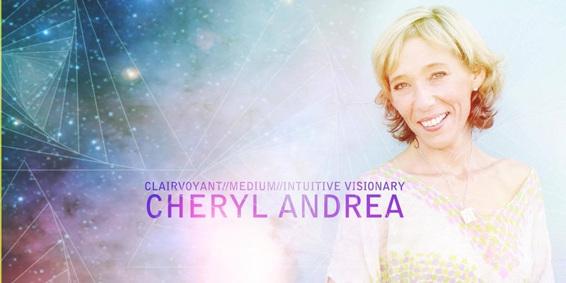 Psychic Night with Cheryl Andrea!